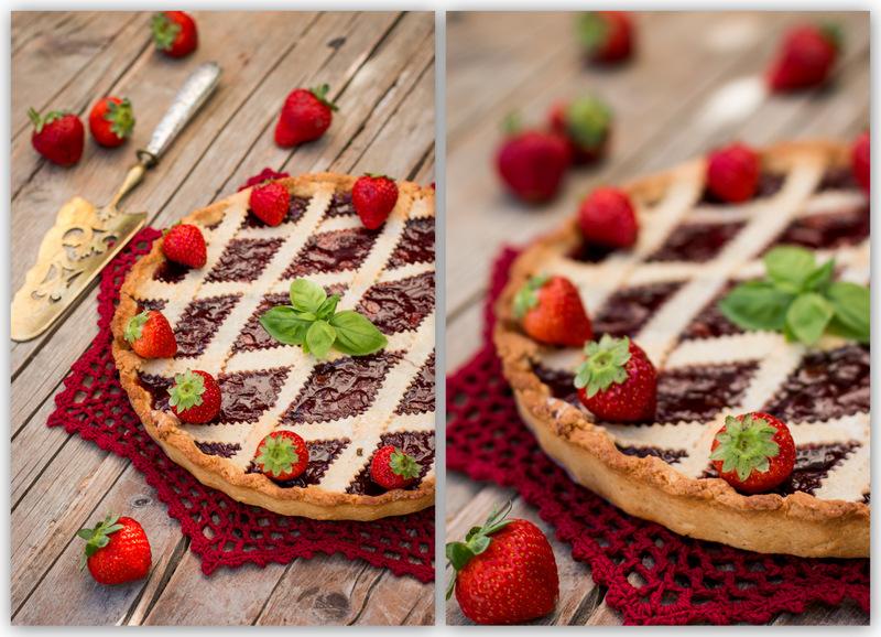 Пирог с рикоттой и яблоками рецепт
